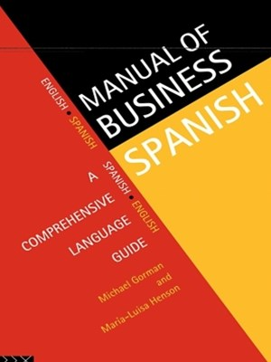 Manual of Business Spanish