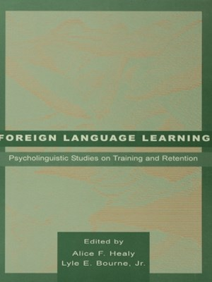 Foreign Language Learning