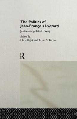 Politics of Jean-Francois Lyotard