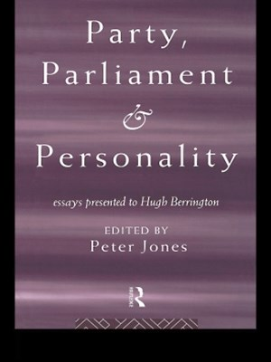 Party, Parliament and Personality