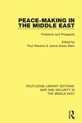 Peacemaking in the Middle East