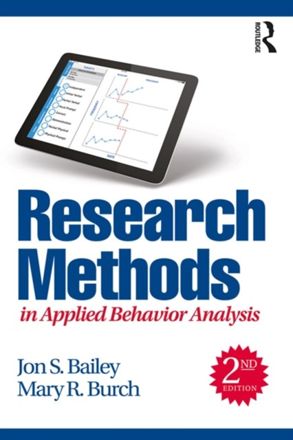(ebook) Research Methods in Applied Behavior Analysis