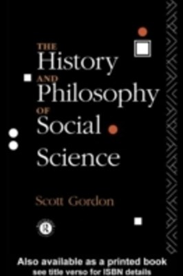 History and Philosophy of Social Science
