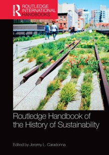 (ebook) Routledge Handbook of the History of Sustainability - Business & Finance Ecommerce