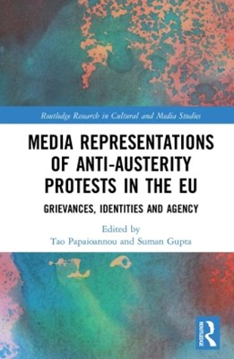 (ebook) Media Representations of Anti-Austerity Protests in the EU