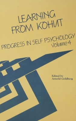 Progress in Self Psychology, V. 4