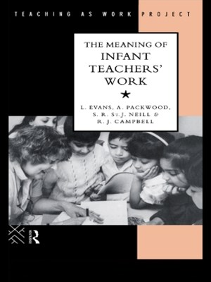 Meaning of Infant Teachers' Work