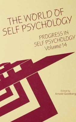 Progress in Self Psychology, V. 14