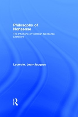 (ebook) Philosophy of Nonsense