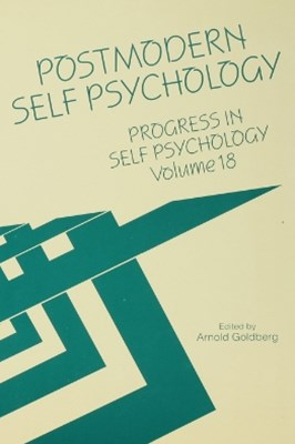 Progress in Self Psychology, V. 18