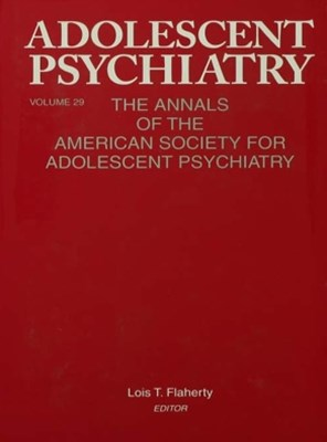 Adolescent Psychiatry, V. 29