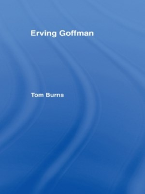 "erving goffman review Their review of frame analysis appeared in the same issue, pp 52-60  1993 ""an interview with erving goffman, 1980,"" transcribed and edited by jef."
