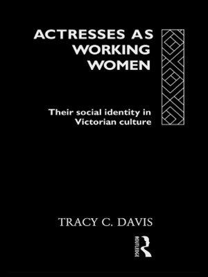 (ebook) Actresses as Working Women