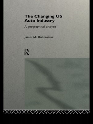 (ebook) The Changing U.S. Auto Industry