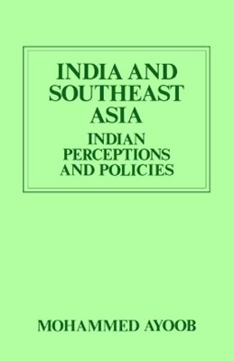 India and Southeast Asia (Routledge Revivals)