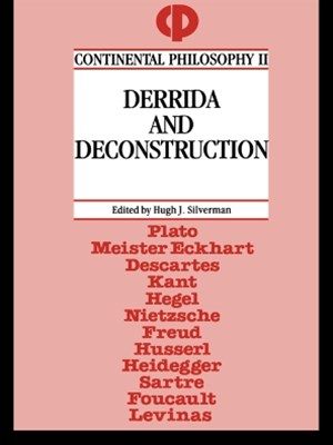 Derrida and Deconstruction