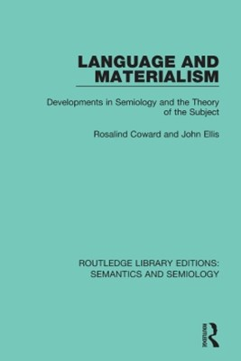 Language and Materialism