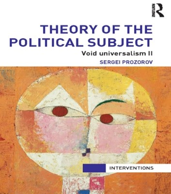 Theory of the Political Subject