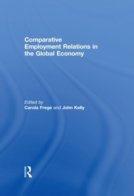 (ebook) Comparative Employment Relations in the Global Economy