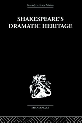 (ebook) Shakespeare's Dramatic Heritage