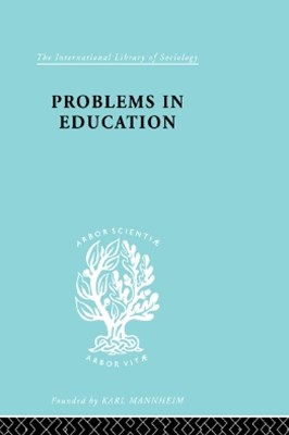 Problems In Education  Ils 232