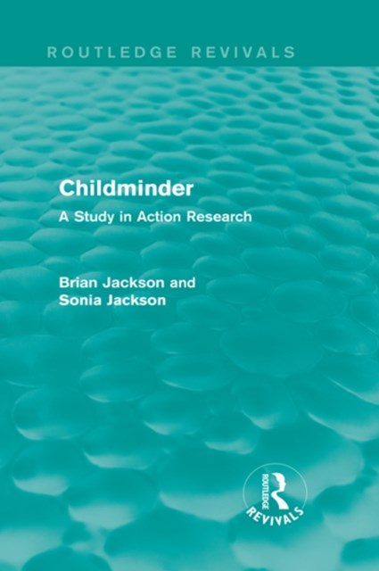 Childminder (Routledge Revivals)