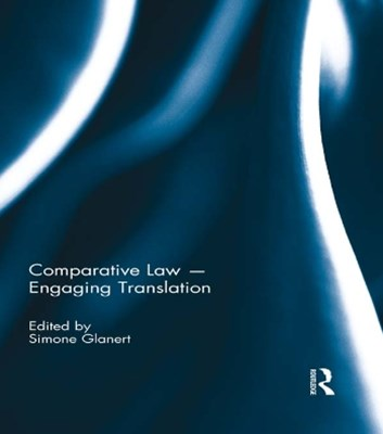 (ebook) Comparative Law - Engaging Translation