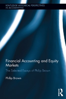(ebook) Financial Accounting and Equity Markets