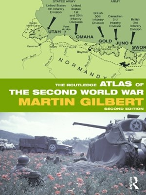 (ebook) The Routledge Atlas of the Second World War