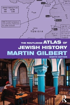 Routledge Atlas of Jewish History