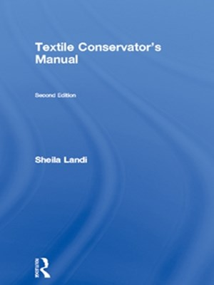(ebook) Textile Conservator's Manual