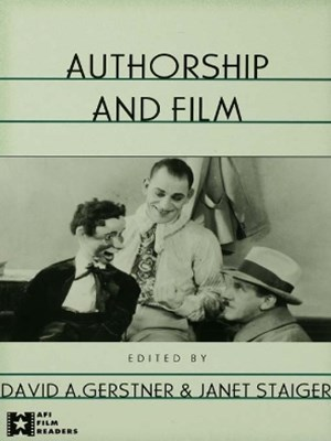 Authorship and Film