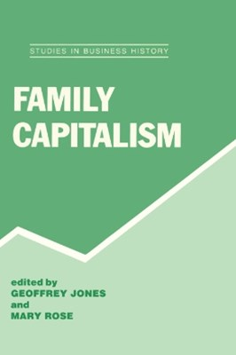 (ebook) Family Capitalism