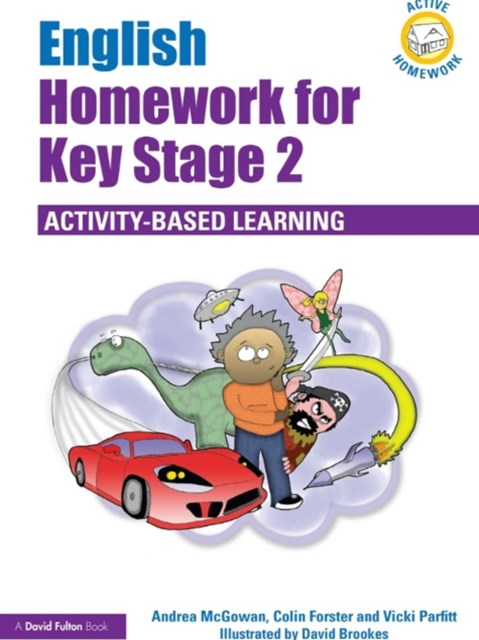 English Homework for Key Stage 2