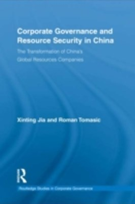 (ebook) Corporate Governance and Resource Security in China