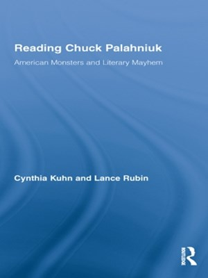 Reading Chuck Palahniuk