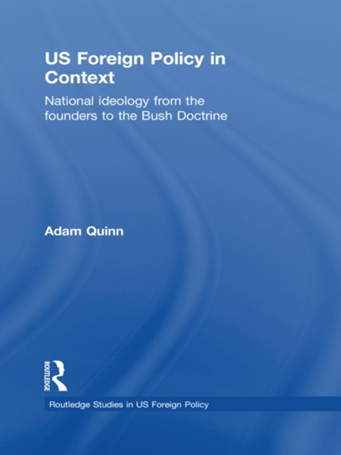 (ebook) US Foreign Policy in Context