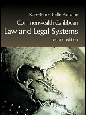 (ebook) Commonwealth Caribbean Law and Legal Systems