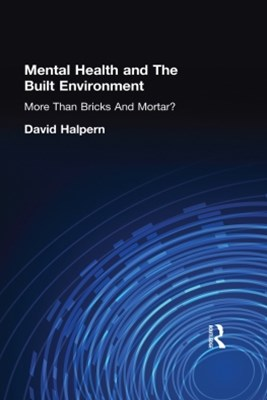 (ebook) Mental Health and The Built Environment