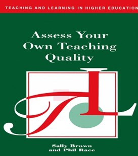 (ebook) Assess Your Own Teaching Quality - Education Teaching Guides