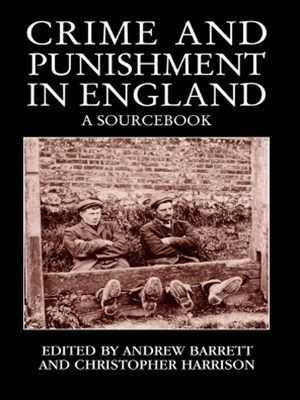 (ebook) Crime and Punishment in England