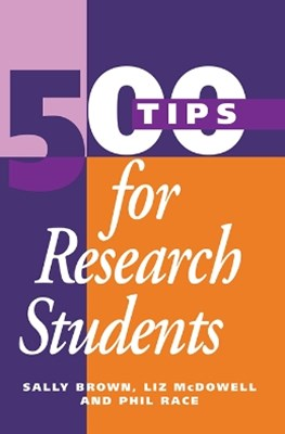 500 Tips for Research Students