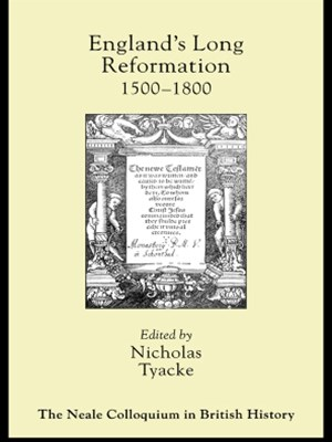 England's Long Reformation