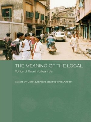 (ebook) The Meaning of the Local