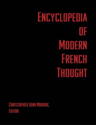 (ebook) Encyclopedia of Modern French Thought