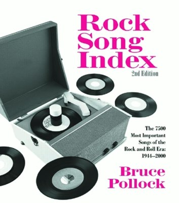 (ebook) Rock Song Index