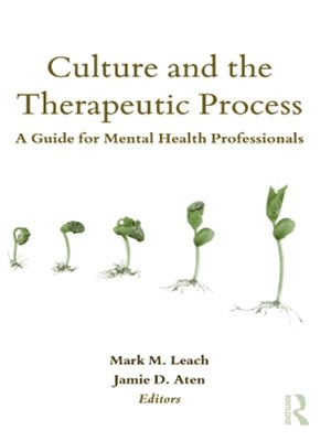 Culture and the Therapeutic Process