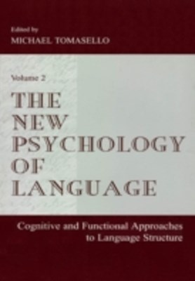 New Psychology of Language
