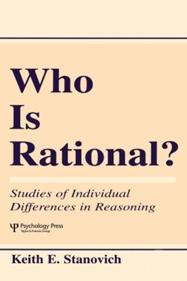 (ebook) Who Is Rational?