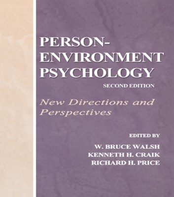 Person-Environment Psychology
